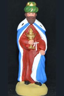 Gaspard Roi Mage 10cm