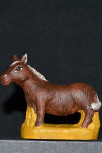 cheval 6 cm
