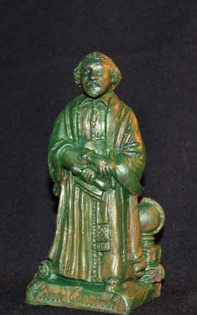 statue de Gassendi de face