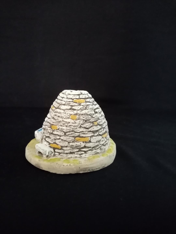 bori plâtre vue latérale